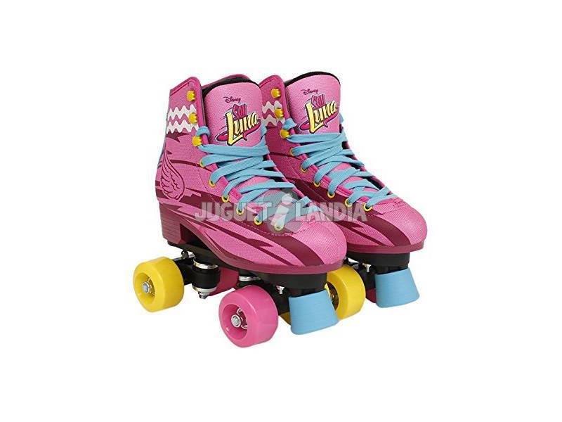 Soy Luna pattini roller Skate (taglia 34/35)