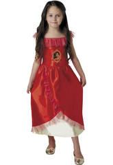 Costume Bimba Elena di Avalor Classic L Rubies 630038-L