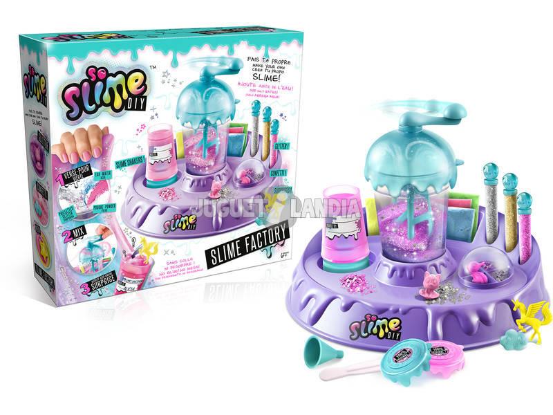 Fabbrica Slime con Accessori Canal Toys SSC002