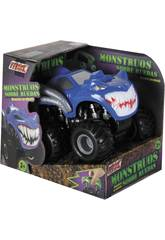 imagen Coche Big Power Monster Car Friccion