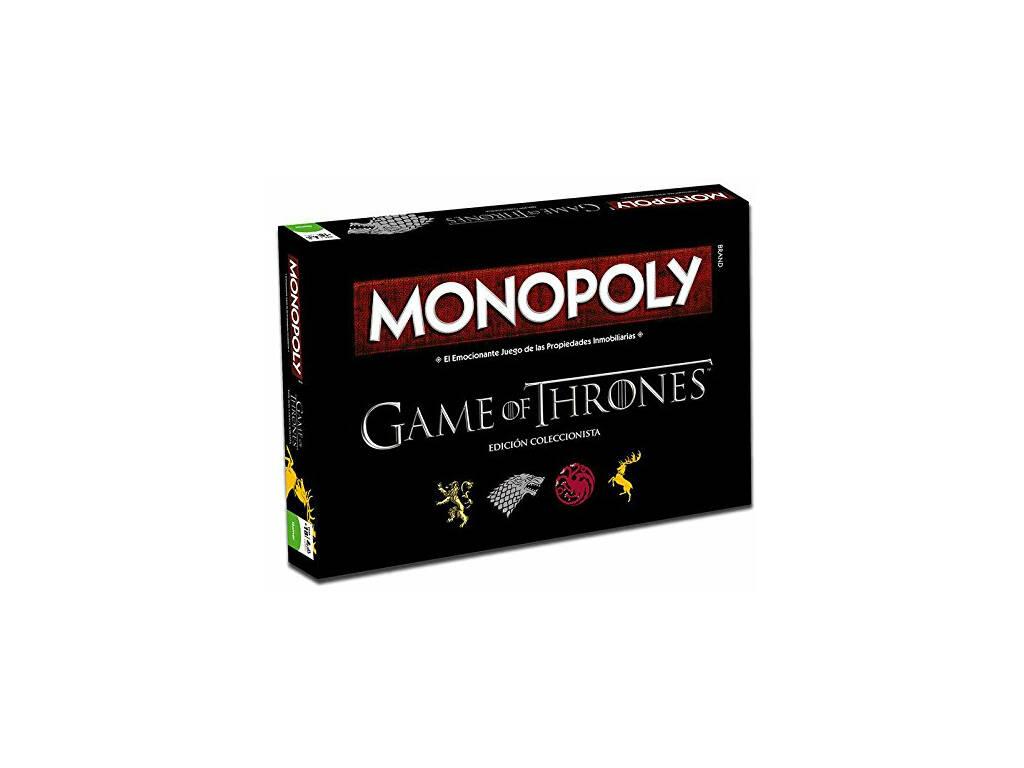 Monopoly Jogo dos tronos Eleven Force 82905