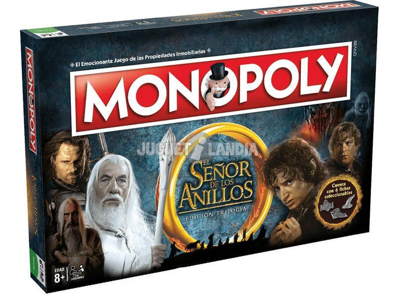 Monopoly El Señor De Los Anillos Eleven Force 63300