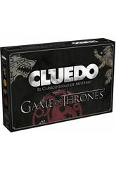 Cluedo Game of Thrones Eleven Force 81335