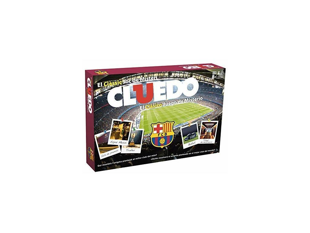 Cluedo F.C. Barcelona Eleven Force 63409