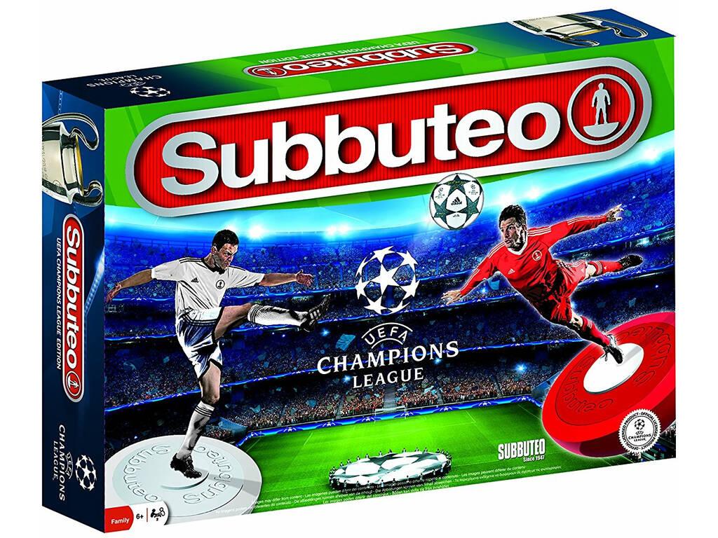 Subbuteo UEFA Champions League Eleven Force