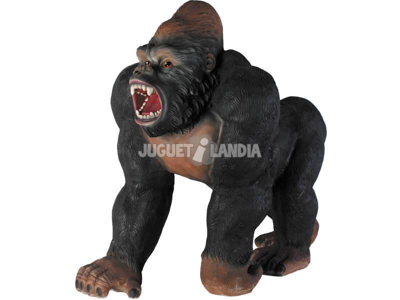Gorila Figura Gigante 127,5x66x99 cm.