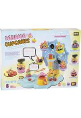 imagen Manualidades Fábrica de Cupcakes Con Accesorios