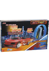 imagen Pista Looping Dinosaurio con Coches High Speed