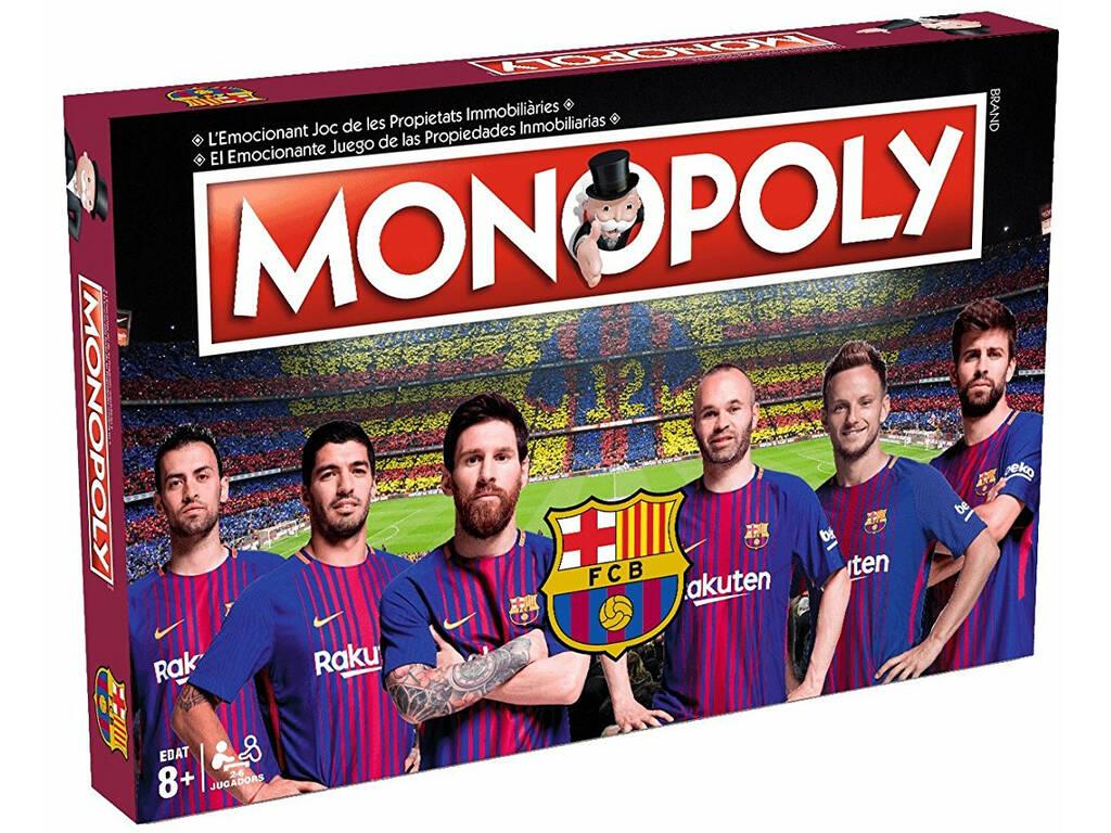 Monopoly F.C. Barcelona 3ª Edición