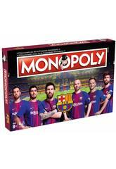 imagen Monopoly F.C. Barcelona 3ª Edición