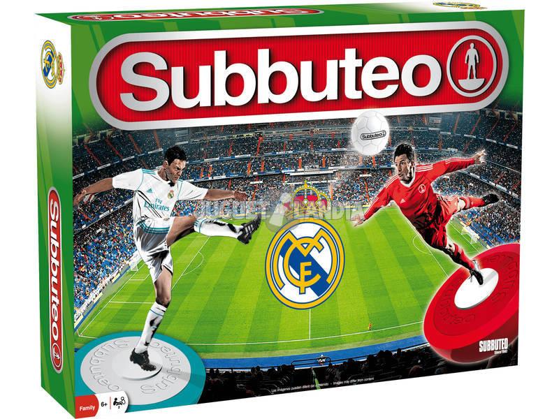 Subbuteo Real Madrid 3ª Edición Eleven force 63560