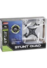 Mini Dron Stunt Quad Surtido 14.5cm 2.4GHz