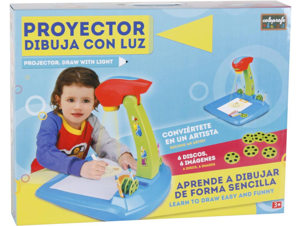 Proyector Azul Dibuja Con Luz