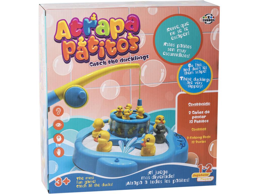 Jogo de Mesa Apanha Patinhos 12X32X34CM