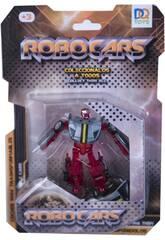 imagen Figuras Robocars 8,5 cm.