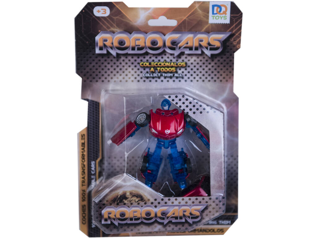 Figura RoboCars 8,5 cm