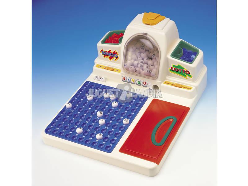 Jogo de Mesa Bingooo! 90 Números e 36 Cartões