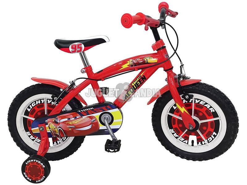 Bicicleta 14 Carros 3 2 travao