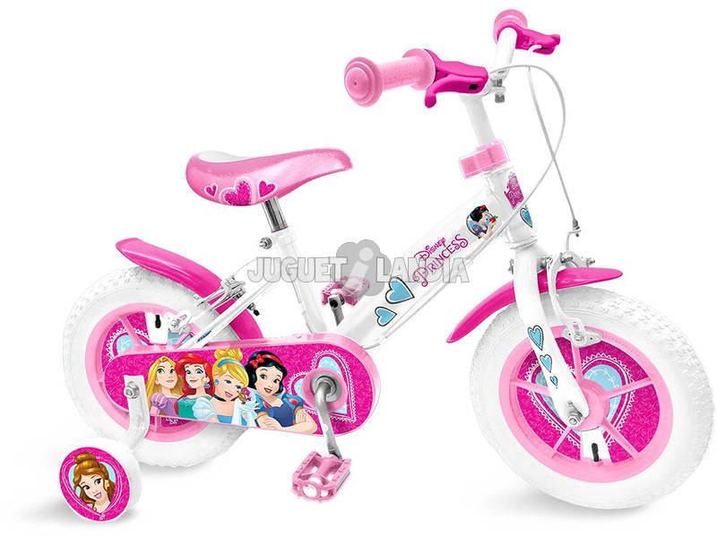 Bicicleta 14 Princesas 2 Travao