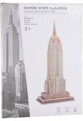 imagen Puzzle 3D Empire State 37 piezas