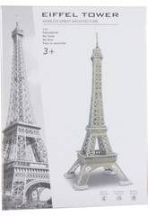 imagen Puzzle 3D Torre Eiffiel 51 Piezas 47.3x18.2x18.2cm