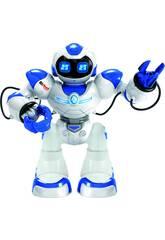 Robot Radio Control Airbot Intelligent Multiactividades 40x44x19cm