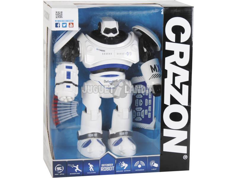 Robot Crazon Defenders