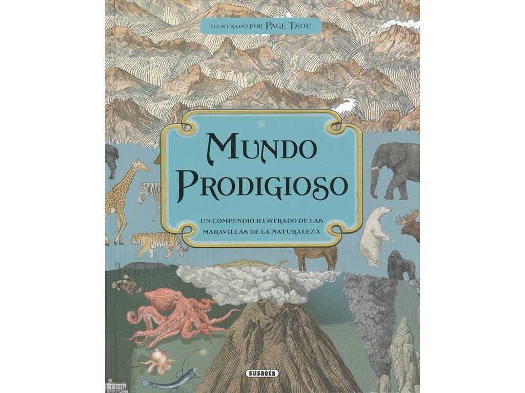 Libro Il Mondo Prodigioso Susaeta Ediciones S2065999