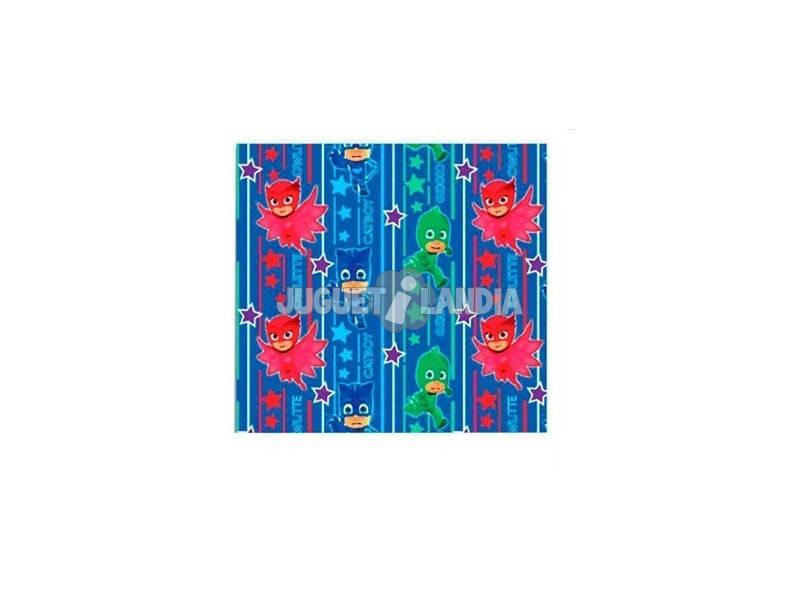 Carta da Regalo PJ Masks 200 x 70 cm Montichelvo 55899