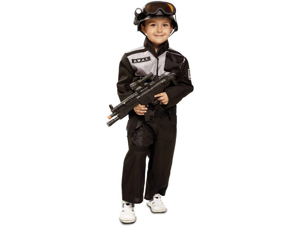 Disfarce Bebé L SWAT