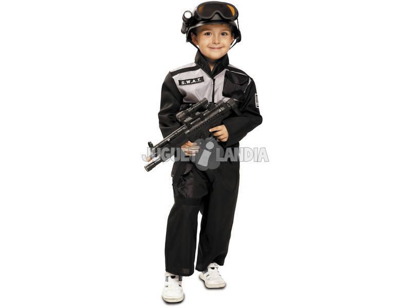 Disfarce Menino L Swat