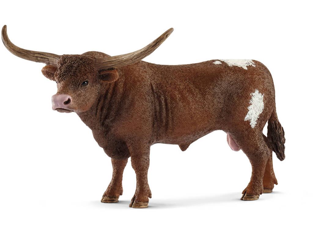 Toro Tejano Longhorn Schleich 13866