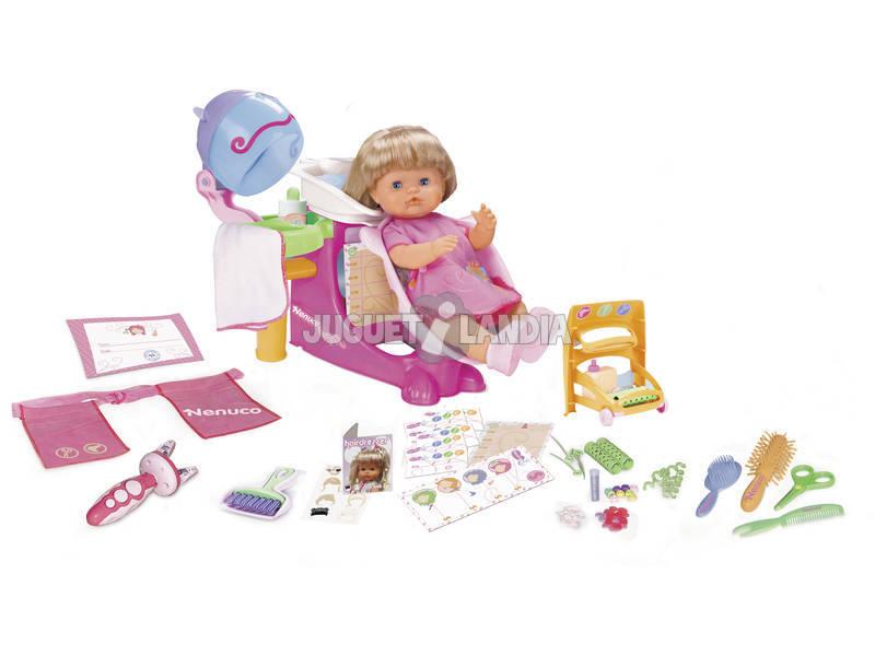 Salão De Beleza Boneco Nenuco Famosa 700004685