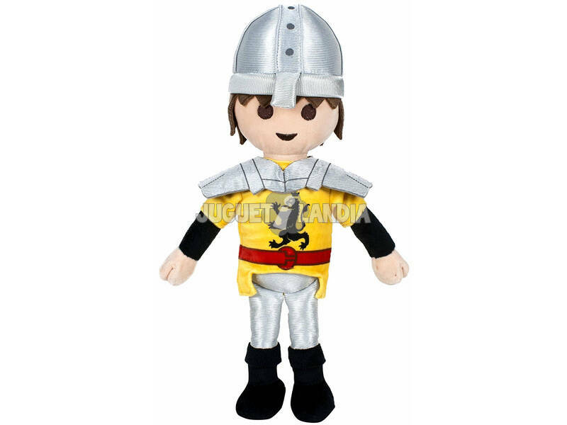 Playmobil Peluche Classic Line Sortido 40 cm Famosa 760014482