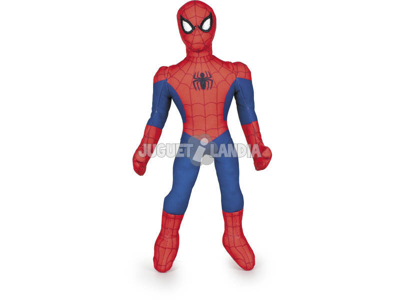 Peluche Homem Aranha 30 cm Famosa 760015299