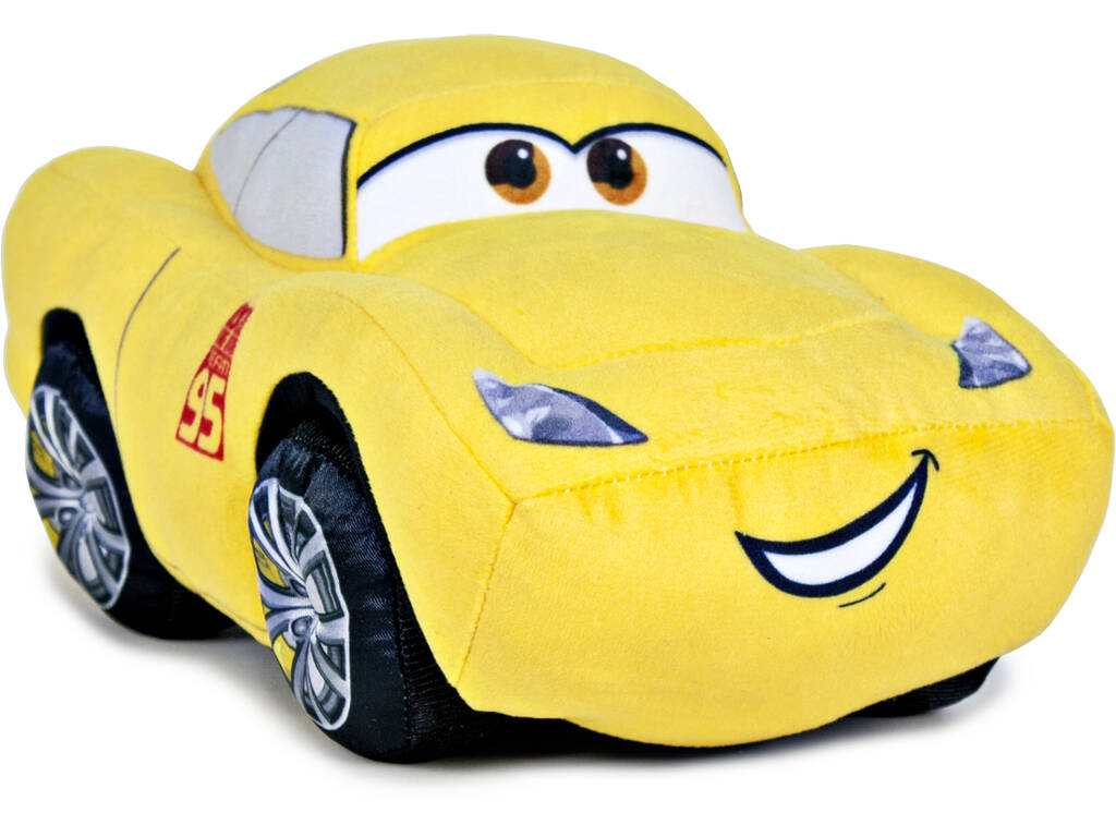 Peluche Cars 3 Assortimento 17 cm Famosa 760015123