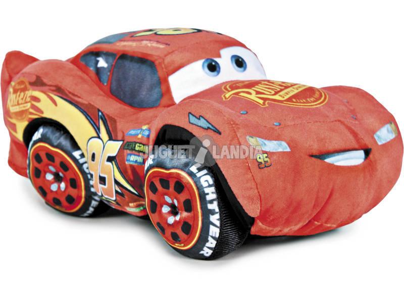 Peluche Cars 3 45 cm. Rayo McQueen Famosa 760014882