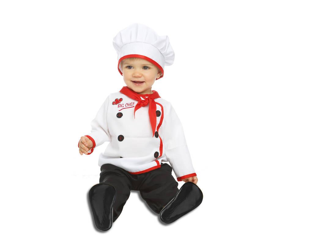 Disfarce Bebé S Cozinheiro