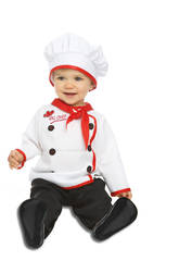 Costume Bebè S Cuoco