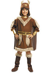 Costume Ragazza XL Vichingo
