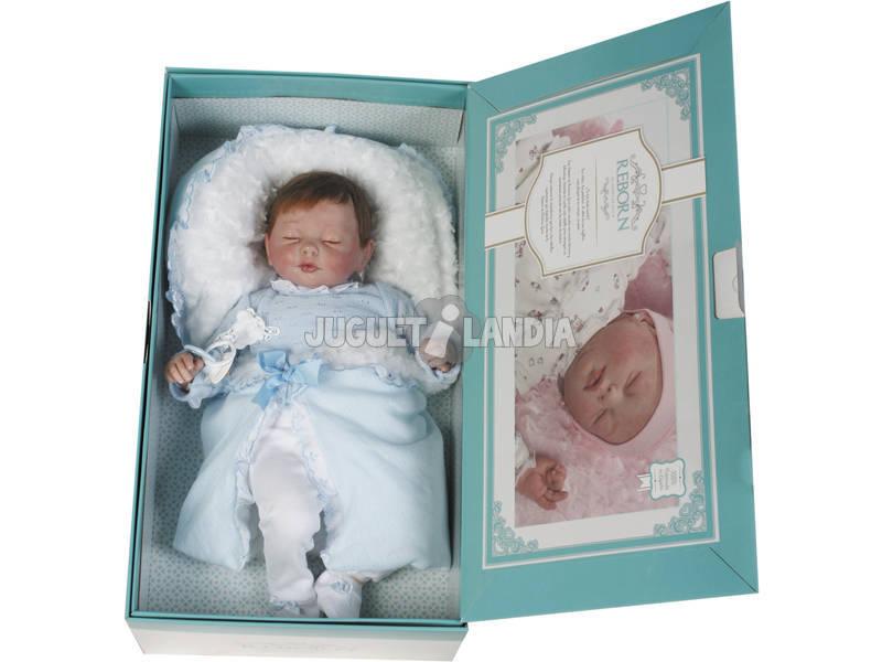 Boneca Reborn Miguel 46cm Guca 539