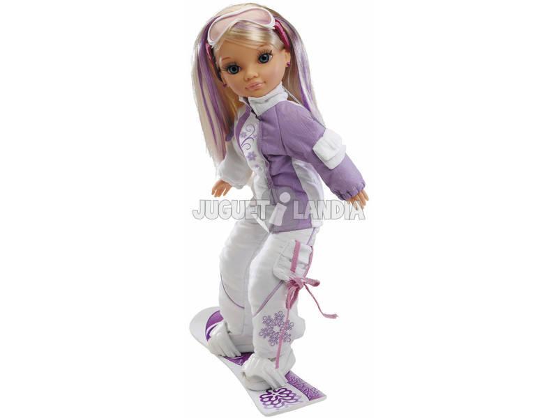 Nancy Fashion nella Neve 43 cm Famosa 700004996