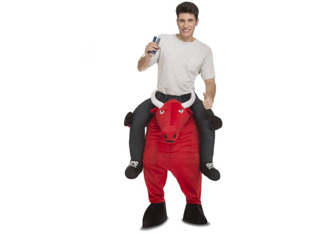 Costume Uomo L Ride On Toro Rosso