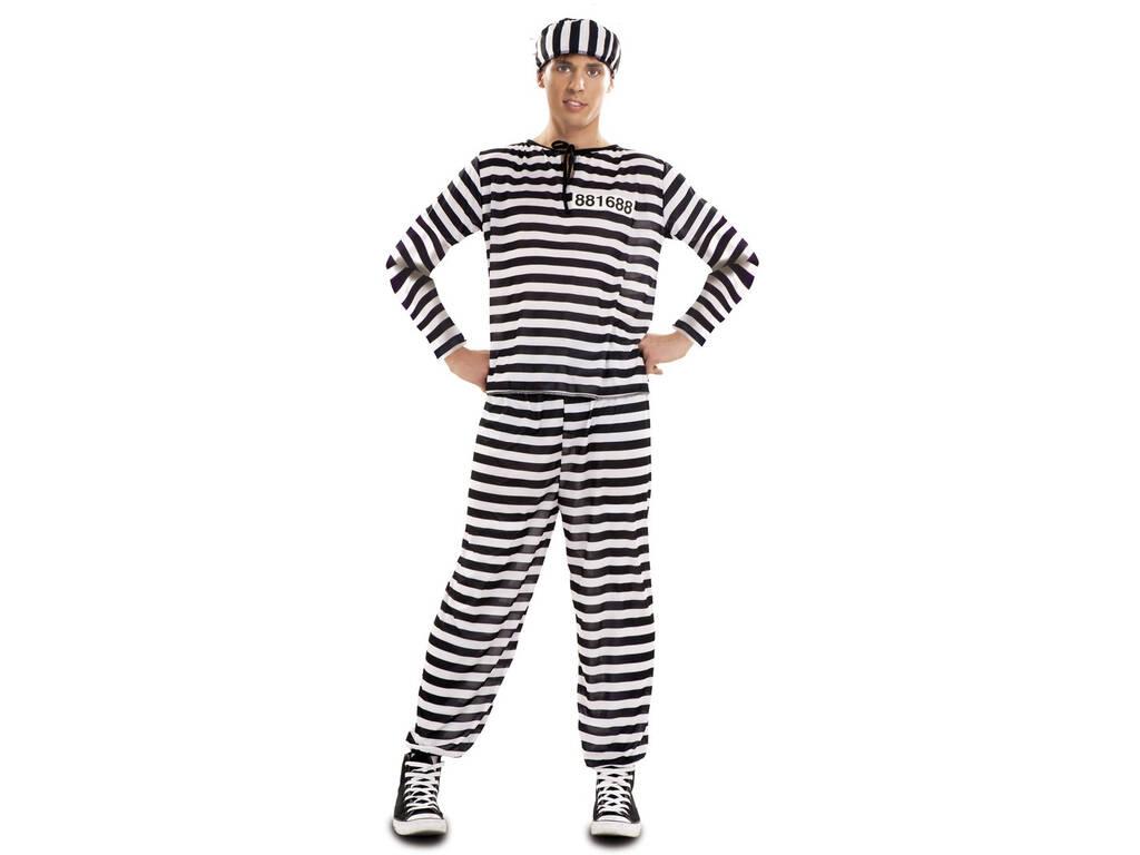 Disfraz Hombre L Presididario