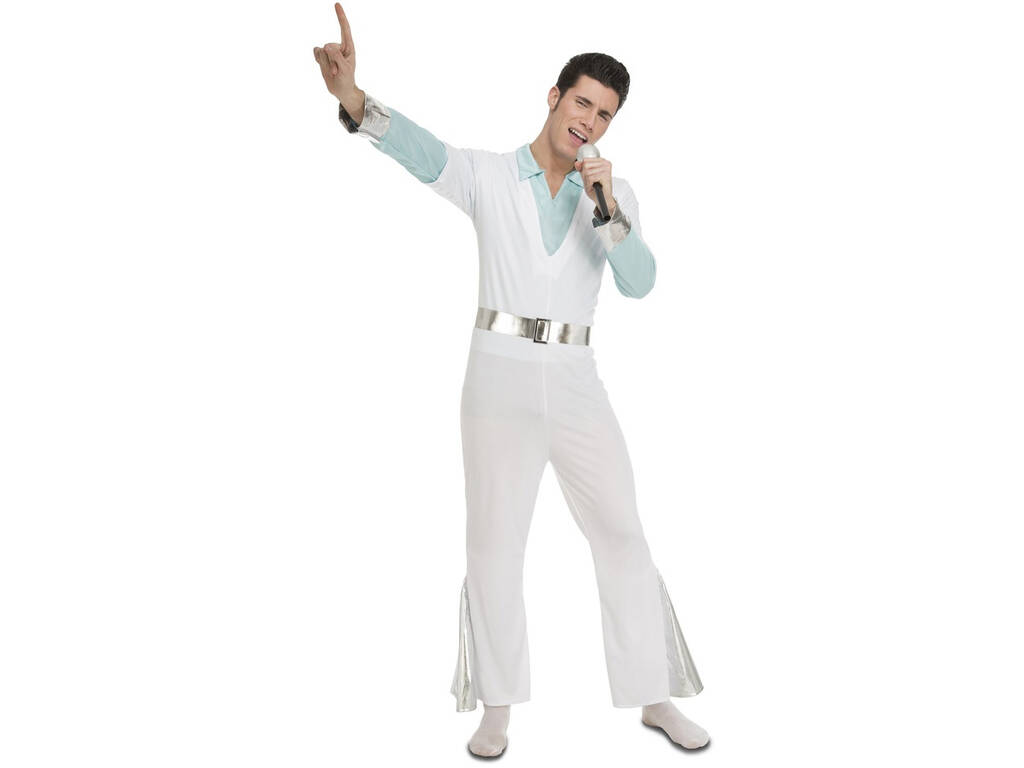 Costume Uomo L Dancing Fever Boy