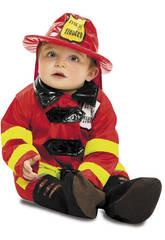 Disfraz Bebé L Bebé Bombero