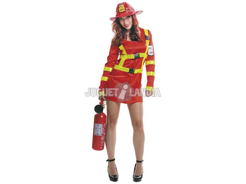 Costume Donna S Pompiere