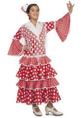 Disfraz Niña S Flamenca Sevilla
