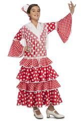 Déguisement Fille M Flamenca Séville