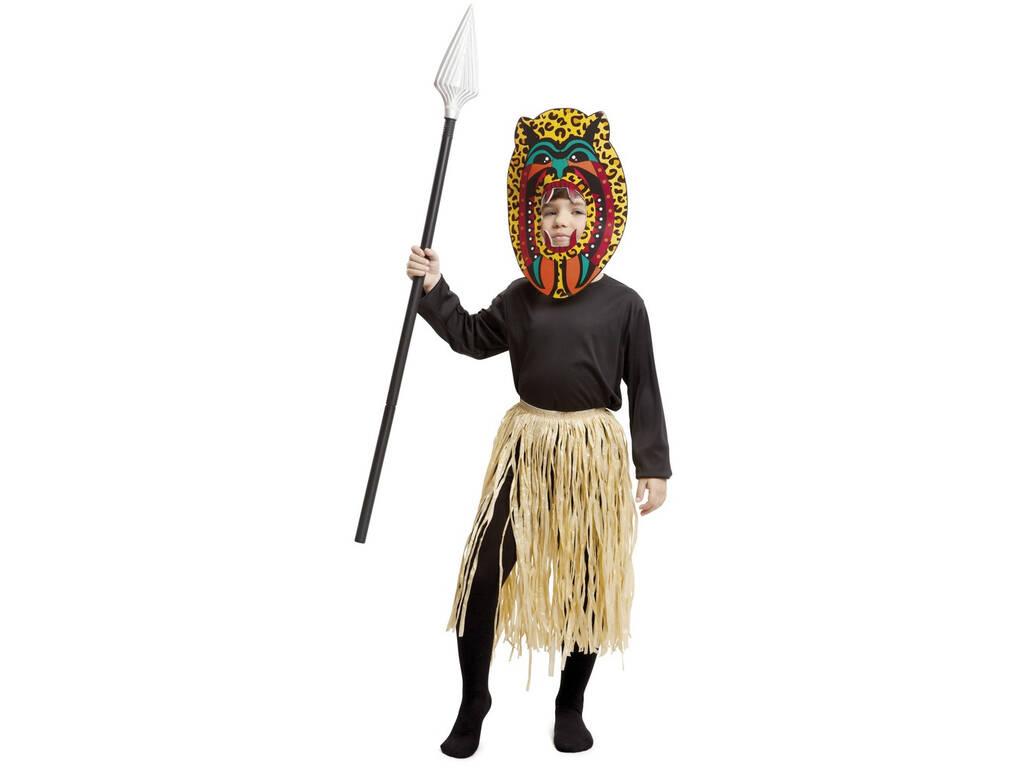 Disfarce Menino M Zulu